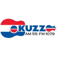 Logo of radio station KUZZ AM 55