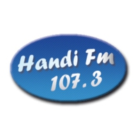 Logo of radio station Handi FM