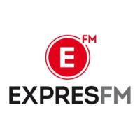 Logo of radio station Expres FM
