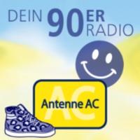 Logo de la radio Antenne AC - 90er Radio