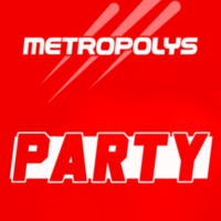 Logo de la radio Metropolys Party