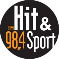 Logo de la radio Hit & Sport 98.4