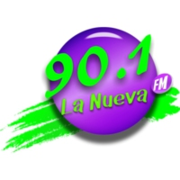 Logo of radio station XEMIL La Nueva 90.1 FM