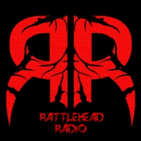 Logo of radio station Rattlehead Radio