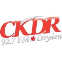 Logo of radio station CKDR