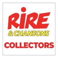 Logo de la radio Rire et Chansons Collectors