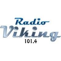 Logo of radio station Radio Viking 101,4
