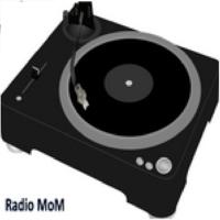 Logo of radio station RadioMoM