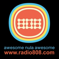 Logo of radio station Radio 808