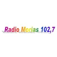 Logo of radio station Moriás FM 102.7 - Μοριάς FM 102.7