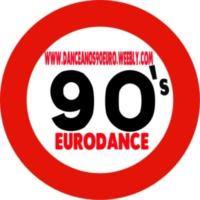 Logo of radio station Eurodance 90's