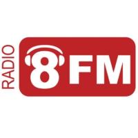 Logo de la radio Radio 8FM Breda