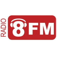 Logo of radio station Radio 8FM Breda