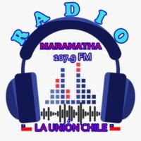 Logo of radio station RADIO MARANATA LA UNIÓN CHILE