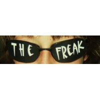 Logo of radio station The Freak