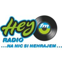 Logo of radio station HEY Radio