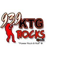 Logo de la radio Power Rock 93.9 WKTG