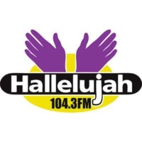 Logo of radio station WHLW 104.3 Hallelujah FM