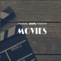 Logo de la radio 100FM - Movies