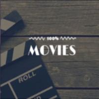 Logo of radio station 100FM - Movies