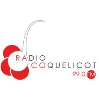 Logo de la radio Radio Coquelicot