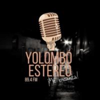 Logo de la radio Yolombó Estéreo 89.4