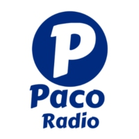 Logo of radio station Paco Radio