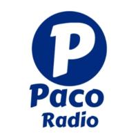 Logo de la radio Paco Radio