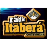 Logo of radio station Rádio Itabera
