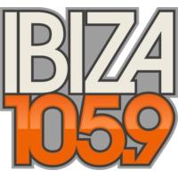 Logo de la radio Ibiza FM 105.9 Mhz