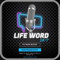 Logo de la radio LifeWord Mission