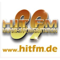 Logo of radio station 89 Hit FM