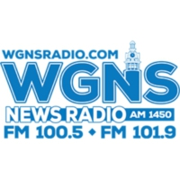 Logo de la radio WGNS AM 1450