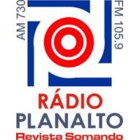 Logo of radio station Radio Planalto FM