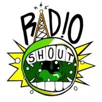 Logo of radio station Radio Shout