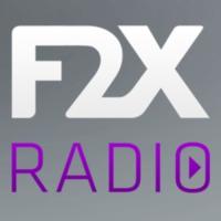 Logo of radio station F2x radio