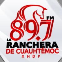 Logo de la radio XHDP La Ranchera 89.7 FM
