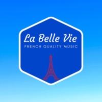 Logo of radio station La Belle Radio