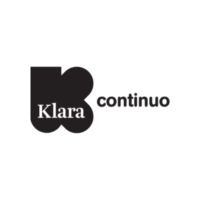 Logo of radio station Klara Continuo