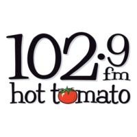 Logo of radio station 102.9 Hot Tomato