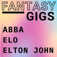 Logo of radio station Fantasy Gigs Pop Live