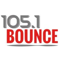 Logo of radio station WMGC-FM 105.1 The Bounce