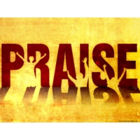 Logo de la radio African Praise Radio