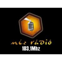 Logo de la radio Méz Rádió - Veszprém