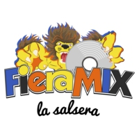 Logo of radio station FIERAMIX LA SALSERA