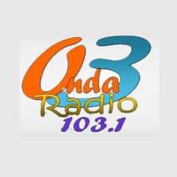 Logo of radio station Onda 3 Radio