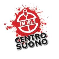 Logo of radio station Centro Suono 101.3