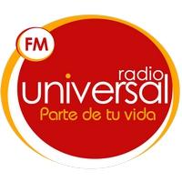 Logo de la radio Radio Universal FM. 94.7