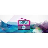 Logo of radio station Radio Con Vos