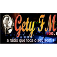 Logo of radio station Gety FM 100.1 FM Curimata
